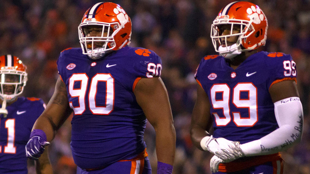 dexter lawrence among three clemson players to fail ncaa drug tests