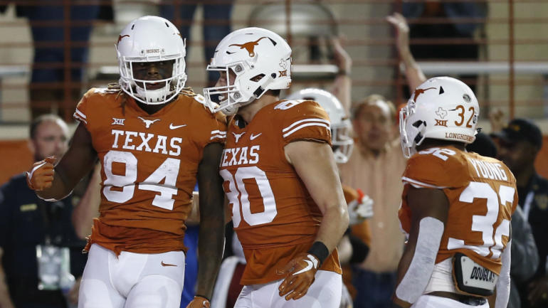 Kansas Vs Texas How To Watch Ncaaf Online Tv Channel Live Stream