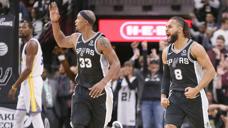 new style 98367 6275d NBA scores, highlights  LeBron wins in return to Miami  Spurs hand reeling  Warriors third straight loss - CBSSports.com