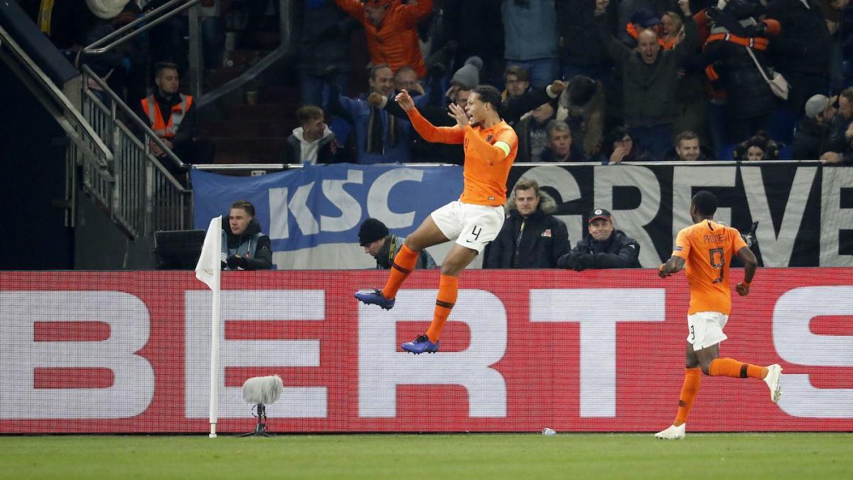 Nations League 2018 Netherlands Joins England Portugal