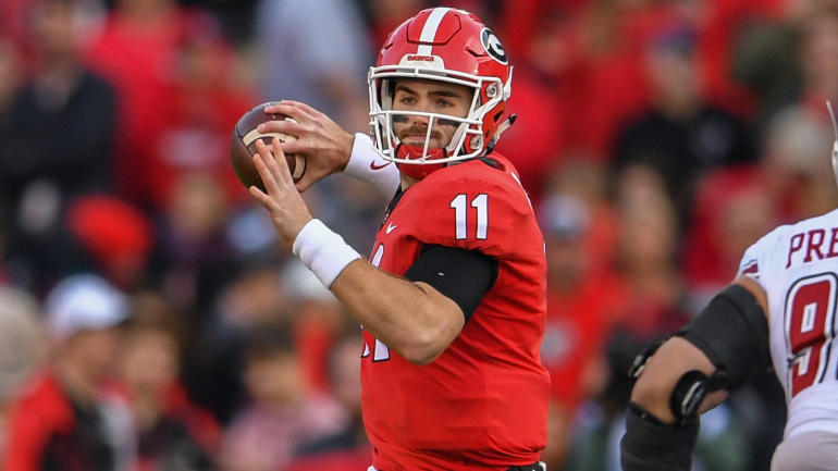 College football scores, schedule, games today: Georgia ...
