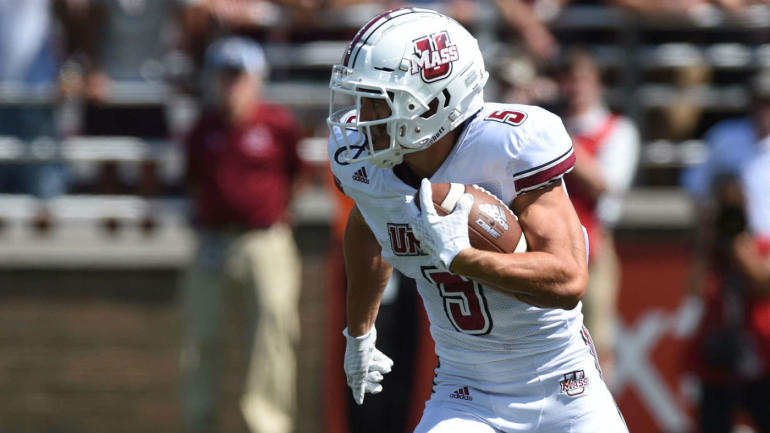 NFL Draft 2019: UMass' Andy Isabella can be the prime ...