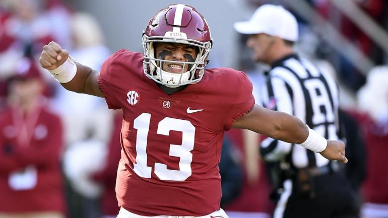 Alabama Vs Auburn Prediction Pick Odds Line Tv Channel Watch