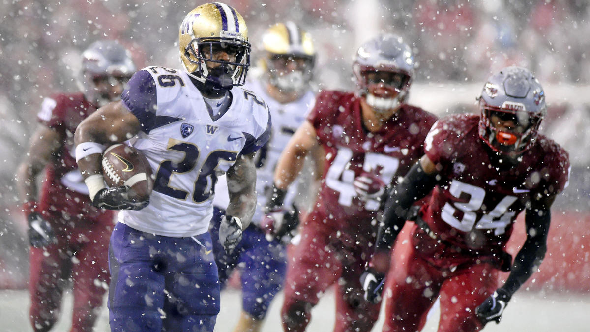 Washington vs. Oregon State odds: 2019 college football picks, predictions from top expert on 5-1 run