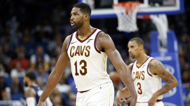 Tristan Thompson injury update: Cavaliers center out 2-to ...