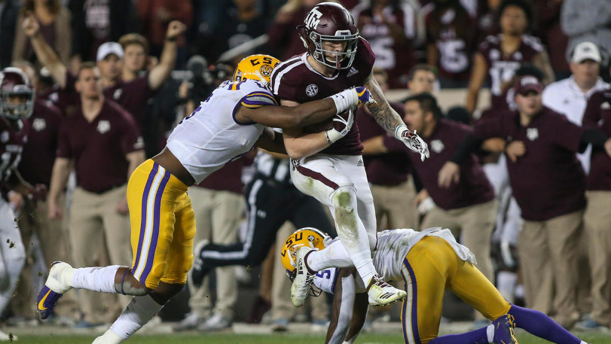 LSU vs  Texas A&M score: How the Aggies won epic highest-scoring