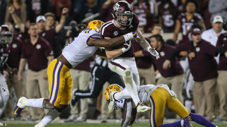 Lsu Vs Texas A M Score How The Aggies Won After 7ot An Epic Top