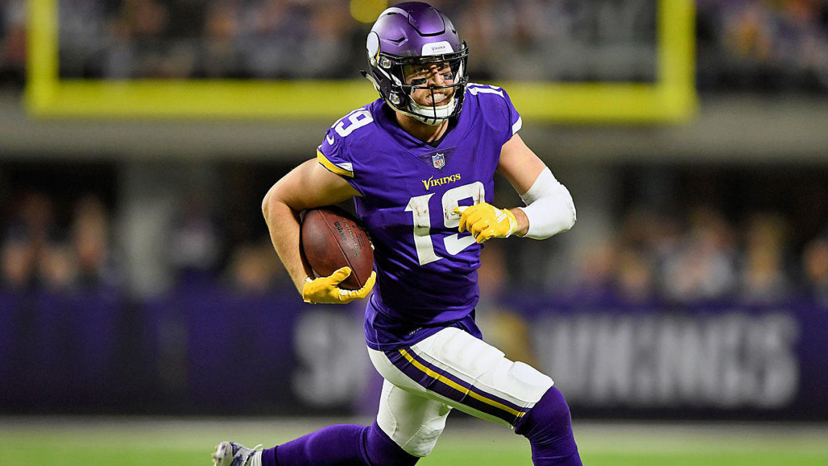 size 40 c14f4 751ae Kirk Cousins finds Adam Thielen for Vikings' first touchdown ...