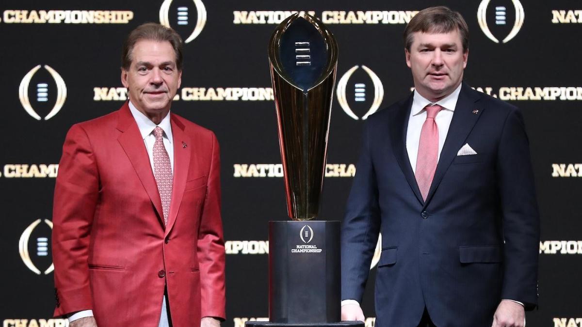 Alabama Schedule 2020.2020 Sec Football Schedule Release Alabama Georgia Set For