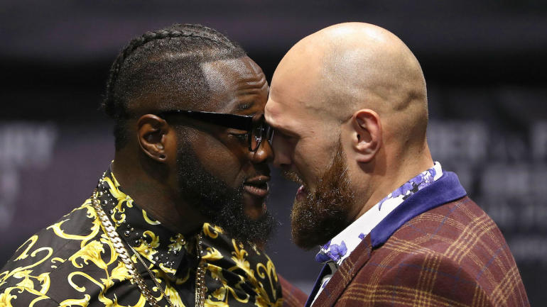 Deontay Wilder says Tyson Fury vs. Otto Wallin should have been stopped after massive cut