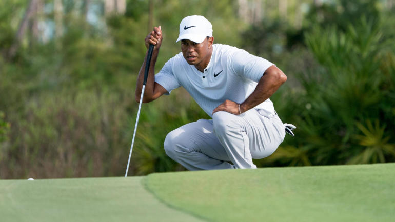 2018 Hero World Challenge leaderboard: Live coverage, golf scores, Tiger Woods score, Round 1 highlights