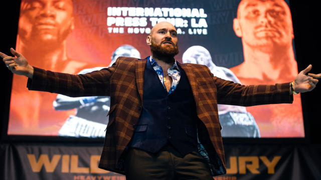 Boxing schedule for 2019 features Tyson Fury vs  Otto Wallin