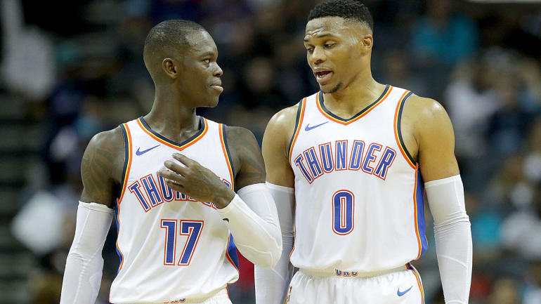Why emergence of Dennis Schroder and Jerami Grant gives Thunder hope ... 8b40ccf86