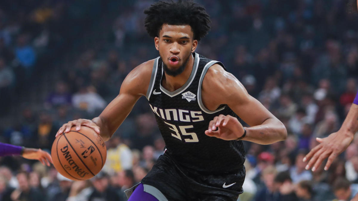 timeless design 6eb50 e6ea5 Kings' patience with rookie Marvin Bagley III already paying ...