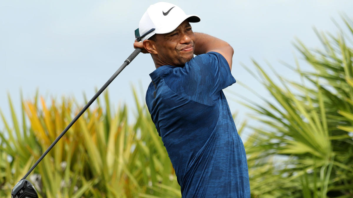 tiger woods score  early chipping woes put him in last place at 2018 hero world challenge