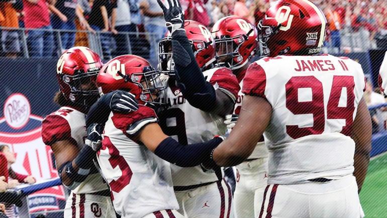 College Football Playoff Rankings Prediction Oklahoma Gets The Job
