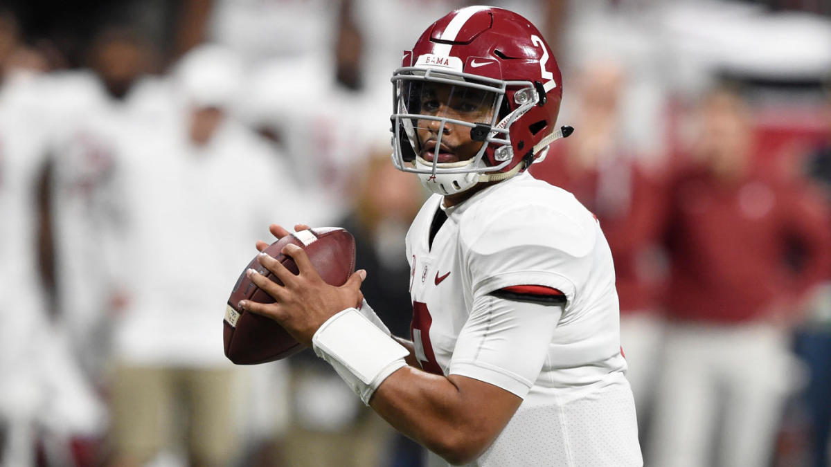 e30907eb177 AP Top 25 poll: Alabama goes wire-to-wire, Oklahoma at No. 4 in college  football rankings