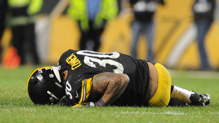 a537488c6b8 James Conner injury update  Steelers RB out for Week 14