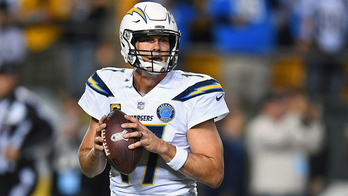 Twitter Reacts To Philip Rivers Leaving Chargers After 16 Years Entering Free Agency Cbssports Com