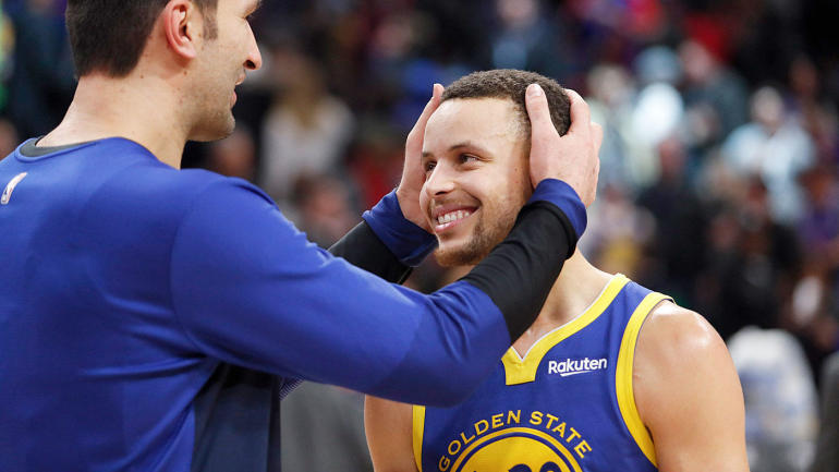 240c6a8d0e7b NBA Star Power Index  Stephen Curry staring at historic 50-50-90 season   LeBron James  Lakers sneaking up - CBSSports.com