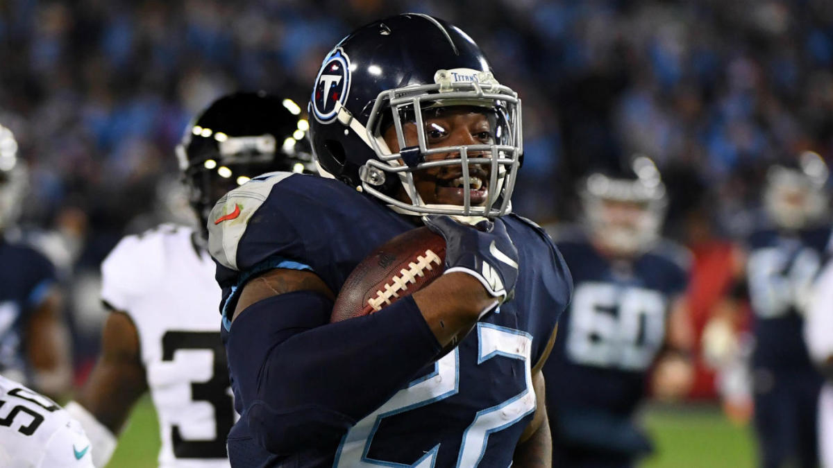 12ad92d4 Titans vs. Jaguars final score, takeaways: Derrick Henry's record ...