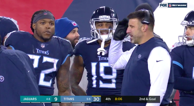 Derrick Henry explains why he refused to enter game to break Titans touchdown record