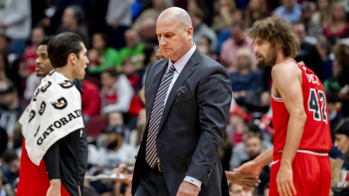 8b2abb353c1 A timeline of Bulls head coach Jim Boylen's terrible, horrible, no good,  very bad first week in charge - CBSSports.com