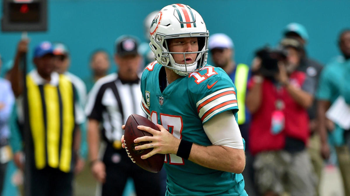Ryan Tannehill traded from Dolphins to Titans, shaking up the QB situation in Tennessee