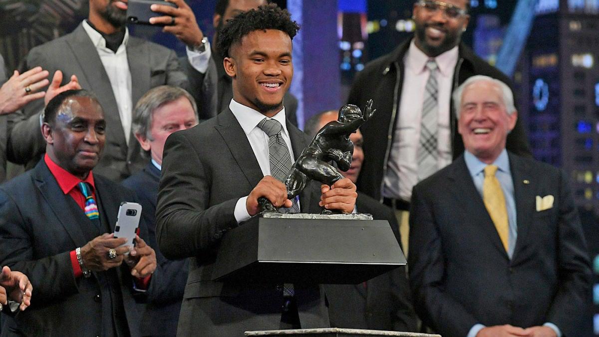 Kyler Murray NFL Draft Rumors: Heisman Trophy winner could