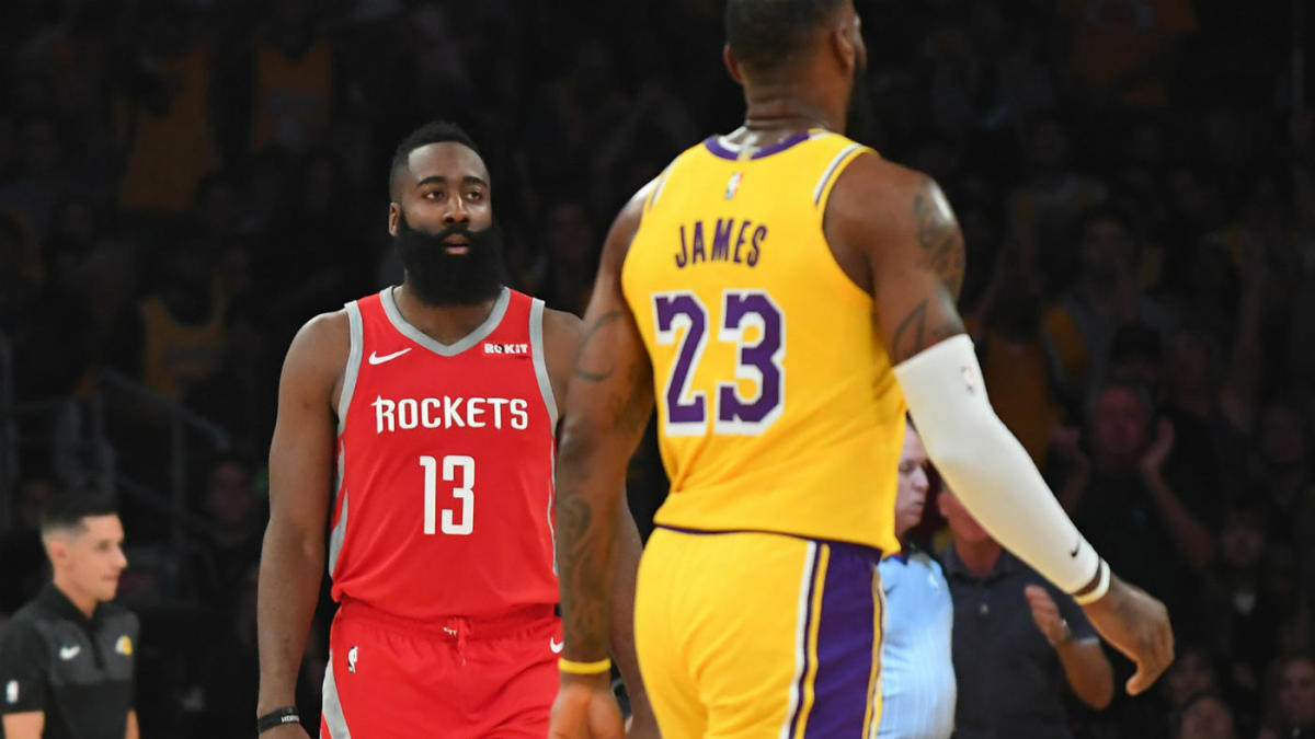Rockets vs. Lakers: 3 lucky breaks that put each team in ...