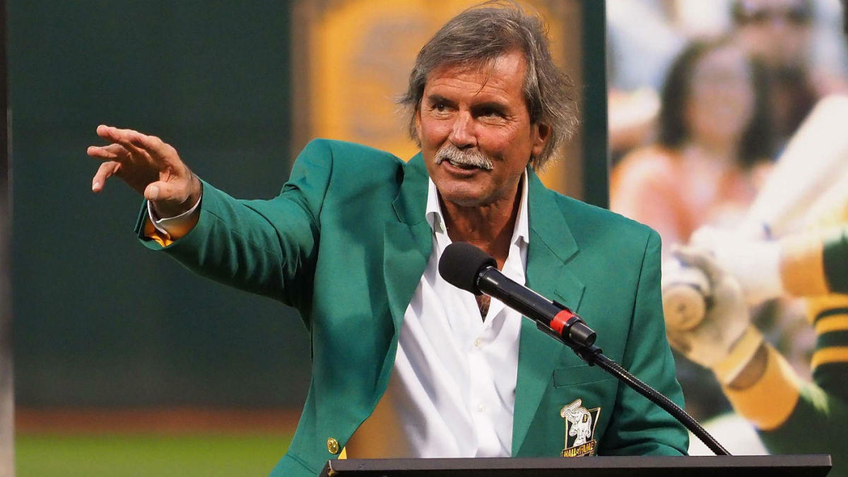 Hall of Famer Dennis Eckersley opens up about the evolution of the closer role and much more in new documentary film