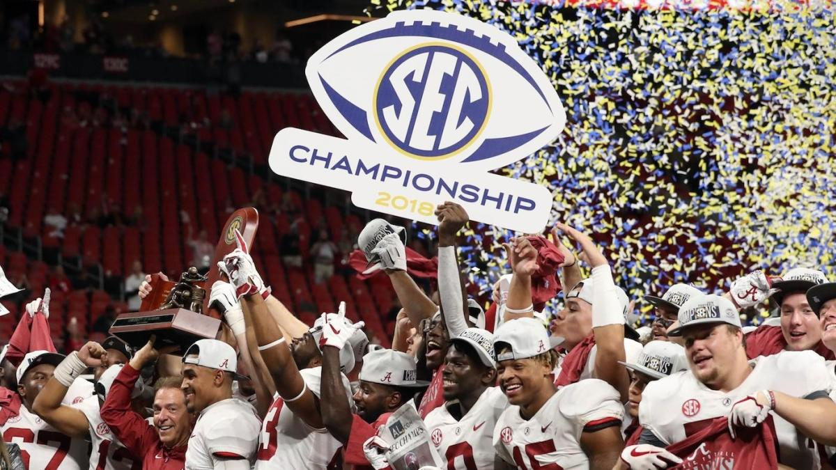 2018 College Football Conference Power Rankings Sec Back