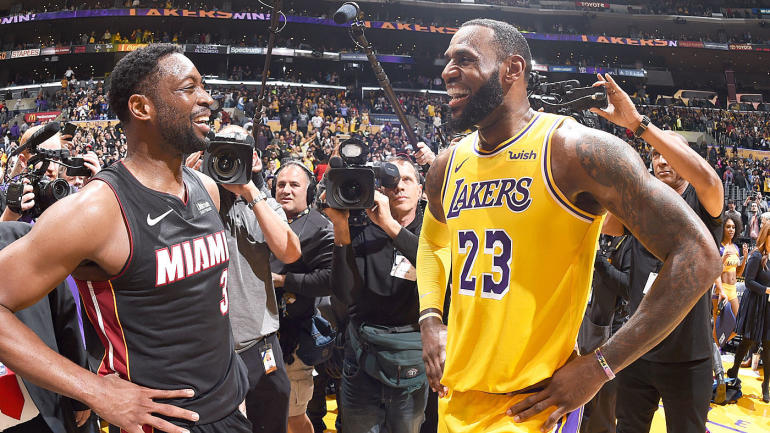 Nba Star Power Index Where Lebron Wade Ranks Among All Time Duos