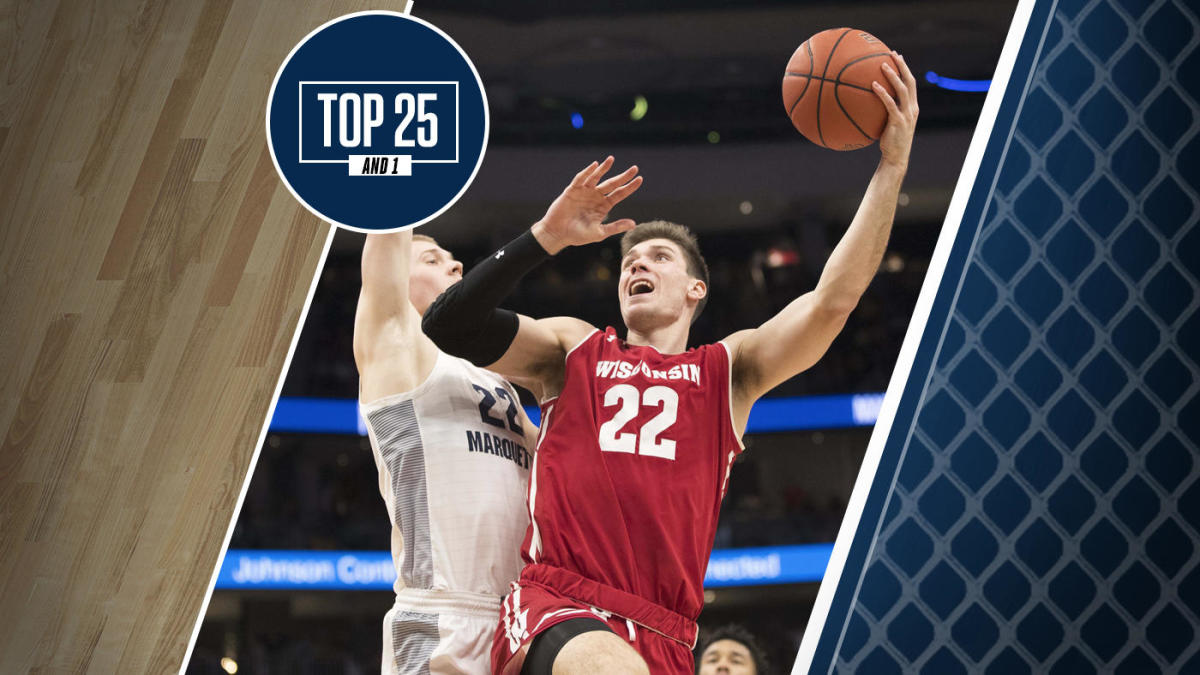 College Basketball Rankings Wisconsin 15th In The Top 25