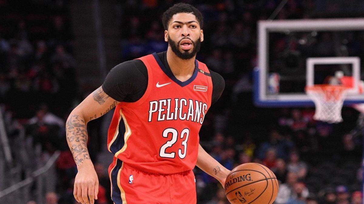 Pelicans Anthony Davis Won T Consider Extra Money A Factor
