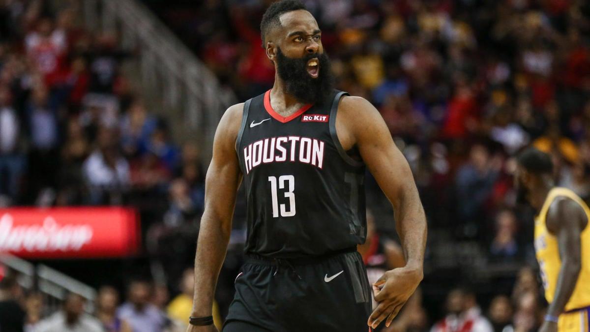 Nba Scores Highlights James Harden Makes History As Rockets Win