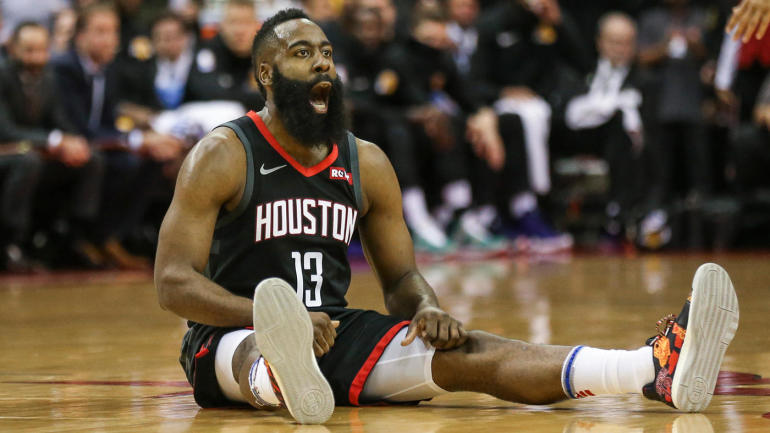 7de326d98da8 James Harden makes NBA history with fourth 50-point triple-double ...
