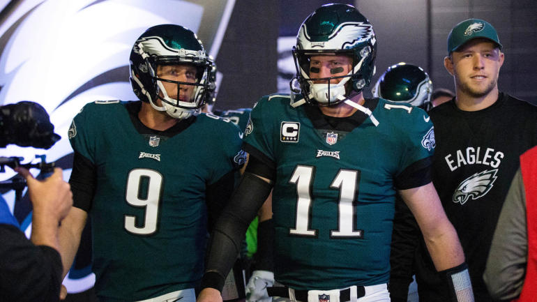 f29197e4b Here s the real reason Eagles backup quarterbacks like Nick Foles are so  popular in Philadelphia - CBSSports.com