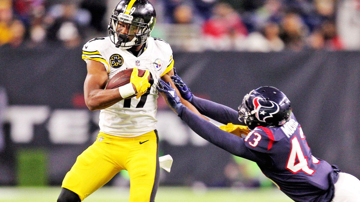 2019 Fantasy Football Dynasty Wide Receiver Rankings: JuJu Smith-Schuster and D.J. Moore up next
