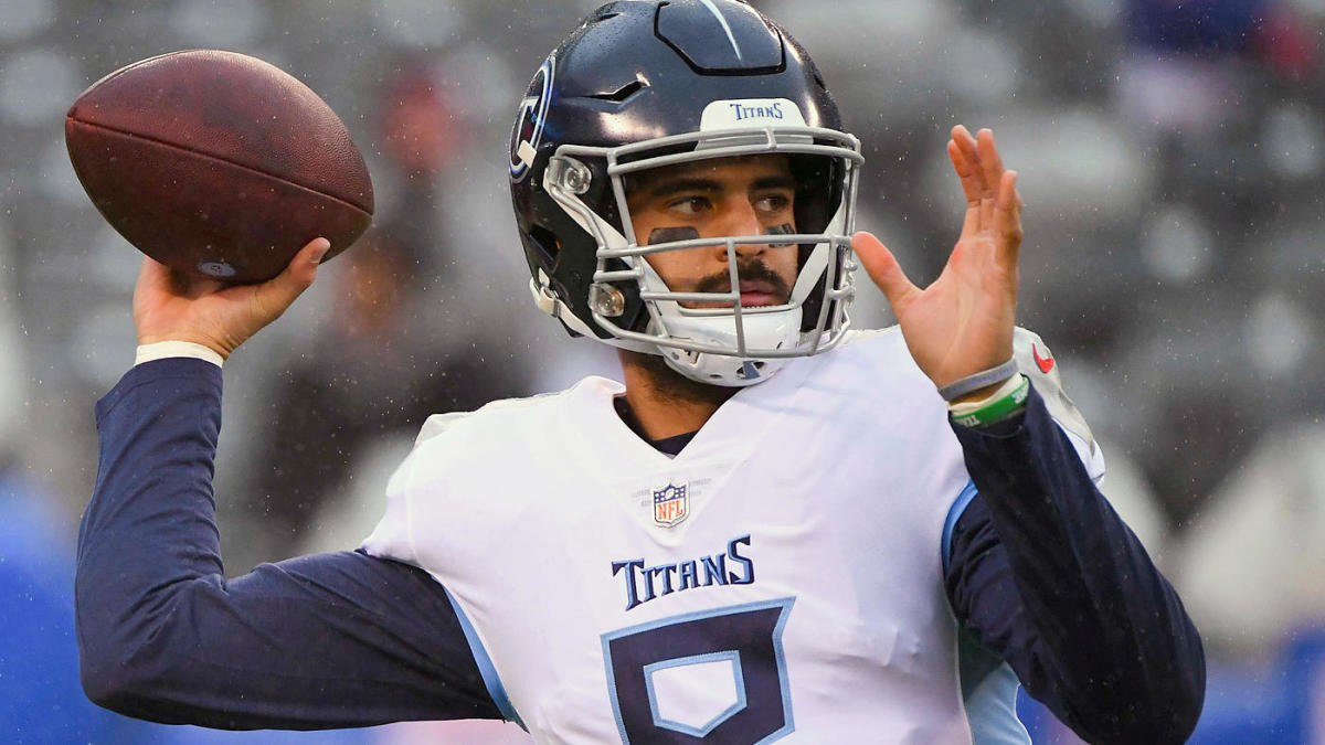 Mike Vrabel reiterates who will be the starting quarterback for the Titans in 2019