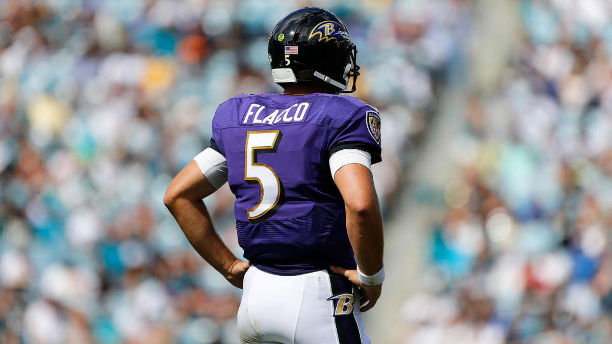 ef1736fb Here's how the Broncos' Joe Flacco trade could affect the 2019 QB ...