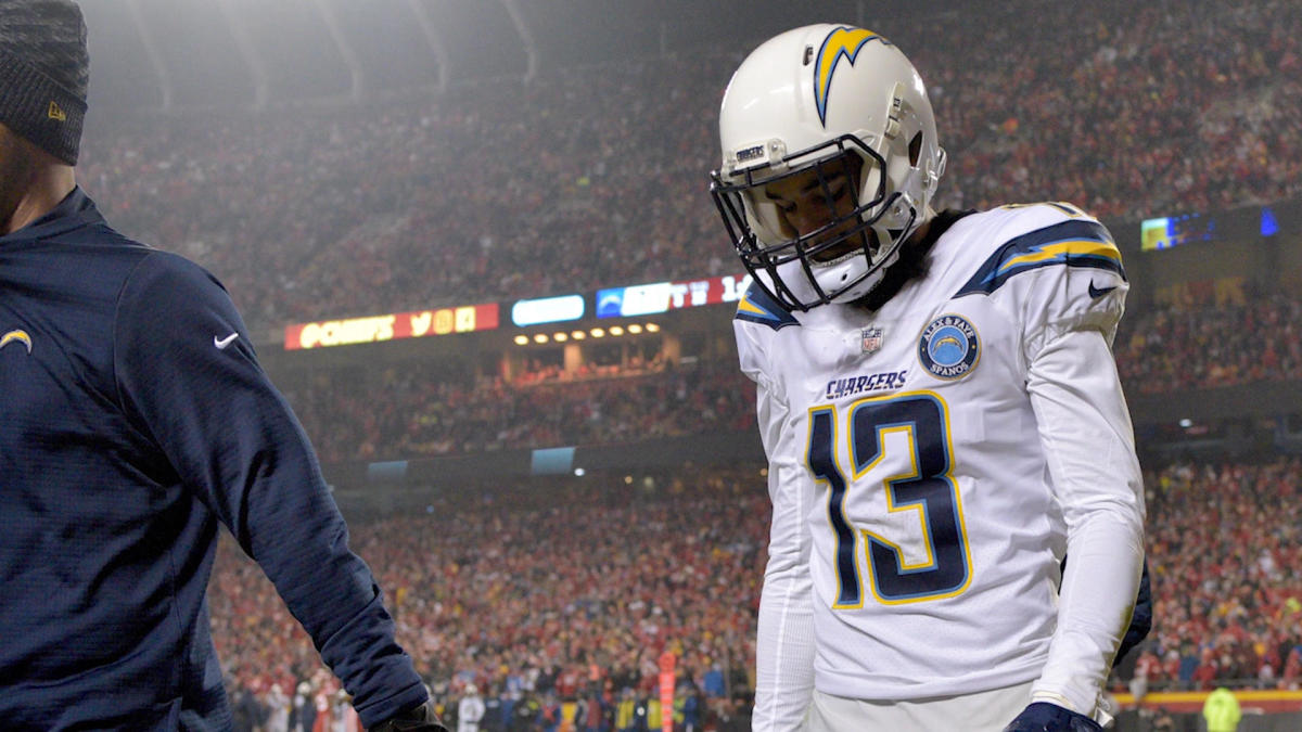 Chargers star Keenan Allen likely out until September after reportedly suffering ankle injury
