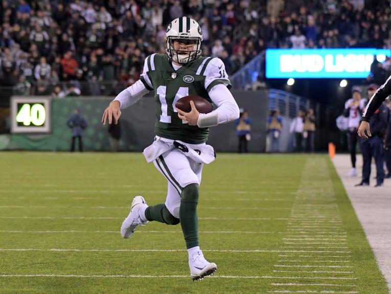 NFL: Houston Texans at New York Jets
