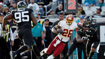 NFL: Washington Redskins at Jacksonville Jaguars