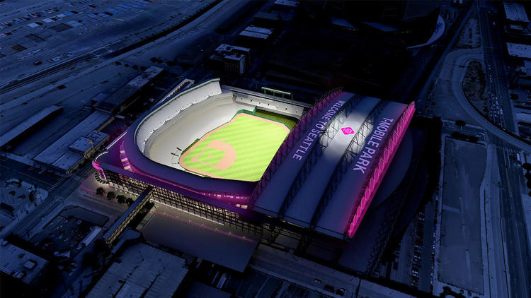 Mariners' stadium gets new name as T-Mobile Park replaces