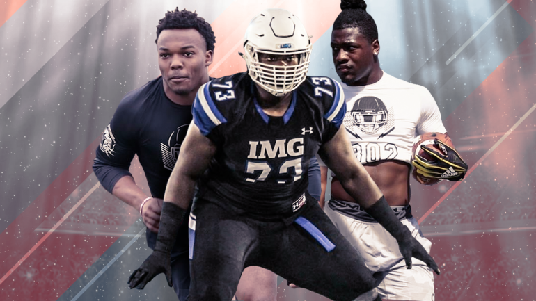 College Football Recruiting National Signing Day Updates 2019 Team