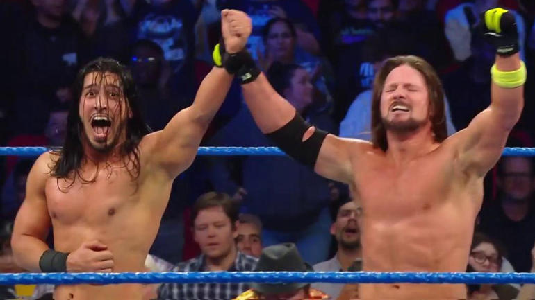 Wwe Smackdown Results Recap Grades New Era Begins With