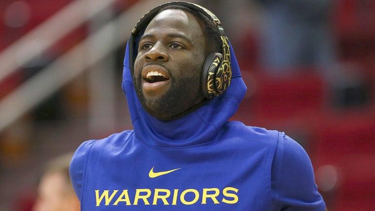 a721fa76c1b8 Warriors  Draymond Green close to hiring LeBron James  agent