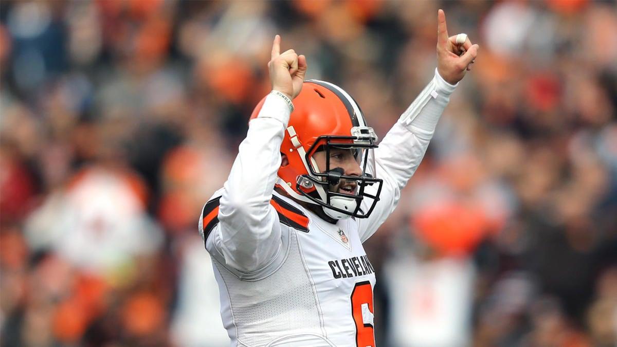 NFL Week 17 picks, how to watch, stream: Browns stun Ravens