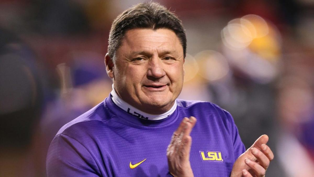 Former USC coach John Robinson joins LSU football staff as consultant to Ed Orgeron